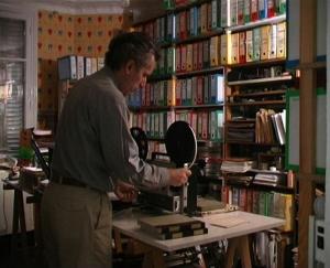 GÉRARD COURANT (2000 cinématons) 9 - copie